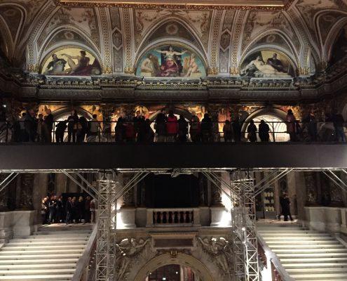 stairway to Klimt KHM